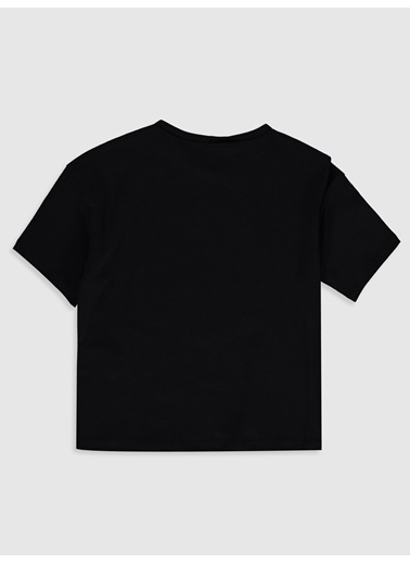 LC Waikiki Tişört Siyah
